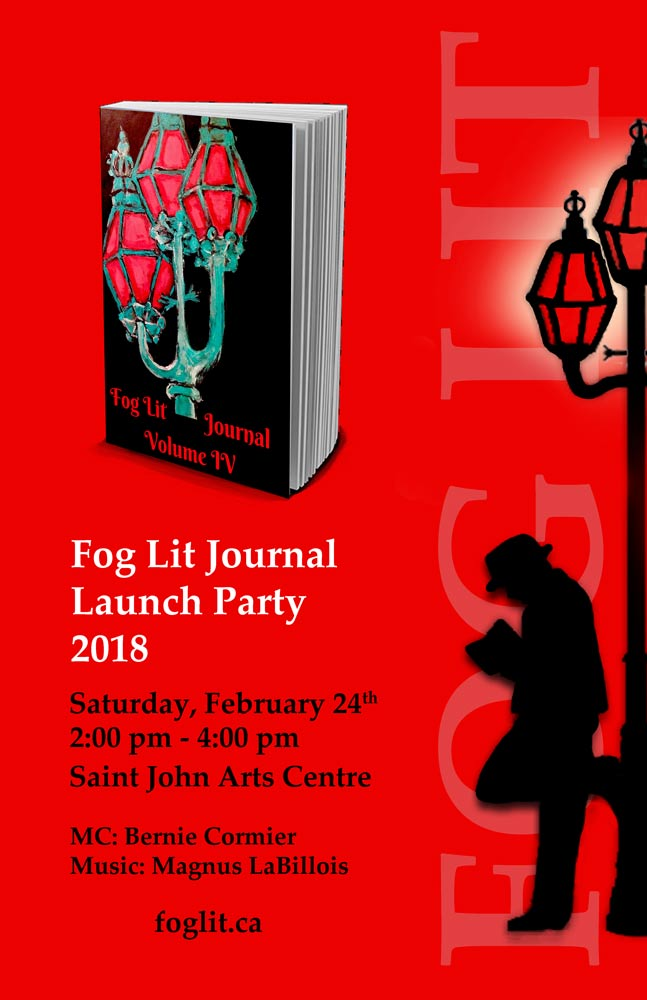 Fog Lit Journal Launch 2018