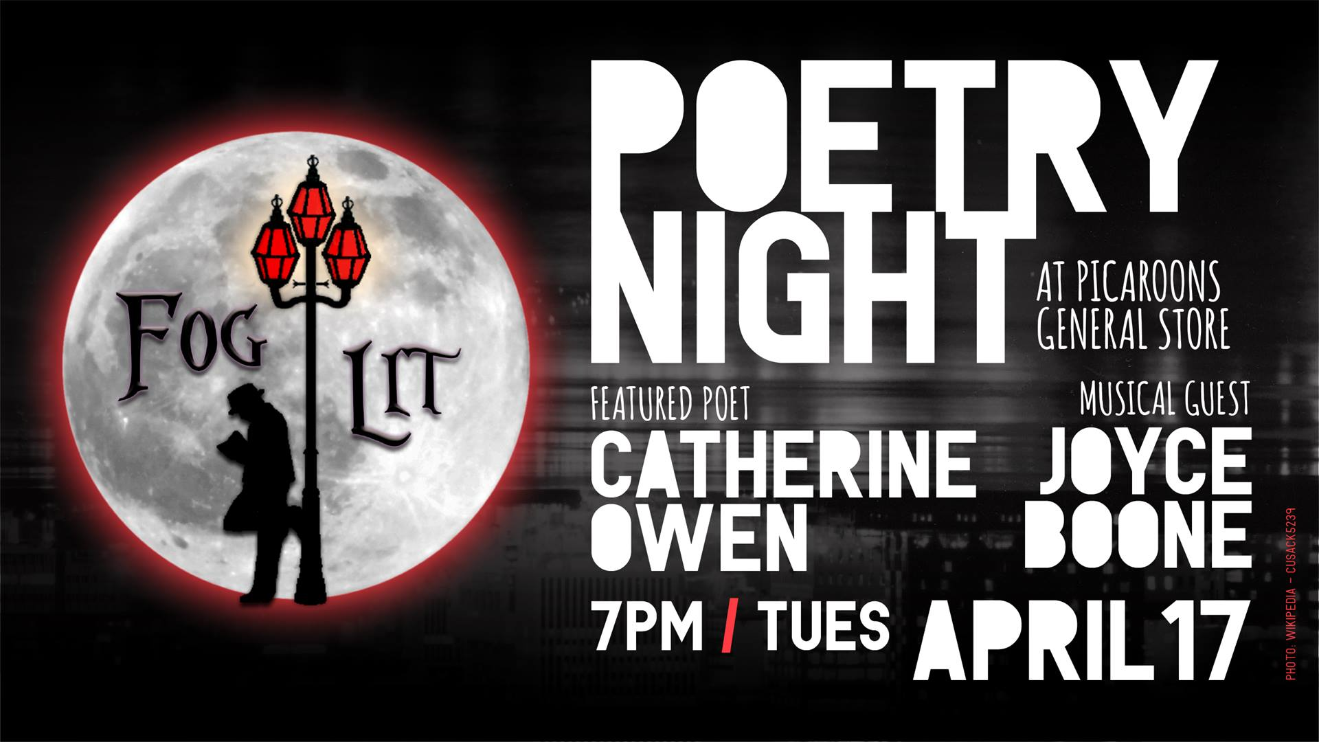 National Poetry Month 2018